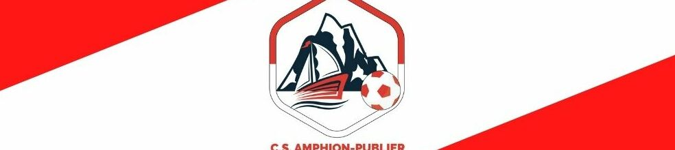 CS AMPHION PUBLIER : site officiel du club de foot de AMPHION LES BAINS - footeo