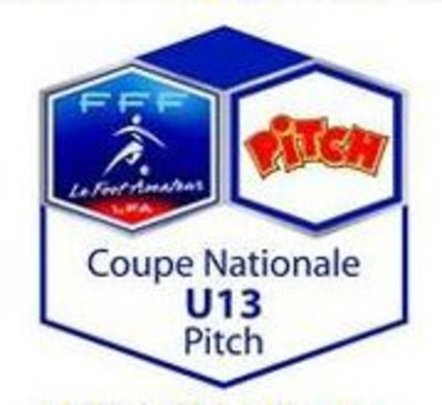 Coupe Nationale U13 Pitch