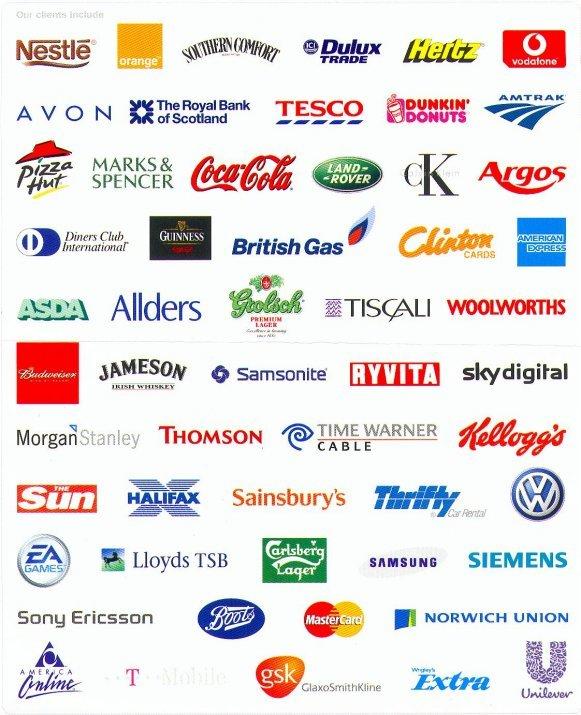 Sponsors non officiels