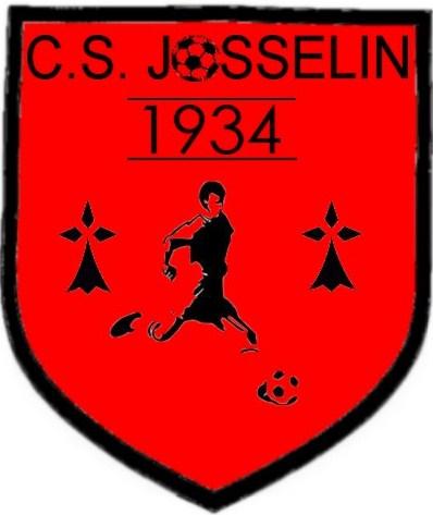 Logo officiel du club de football amateur du C.S. JOSSELINAIS