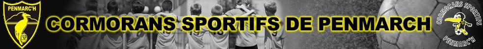 CORMORANS SPORTIFS DE PENMARCH : site officiel du club de foot de PENMARCH - footeo