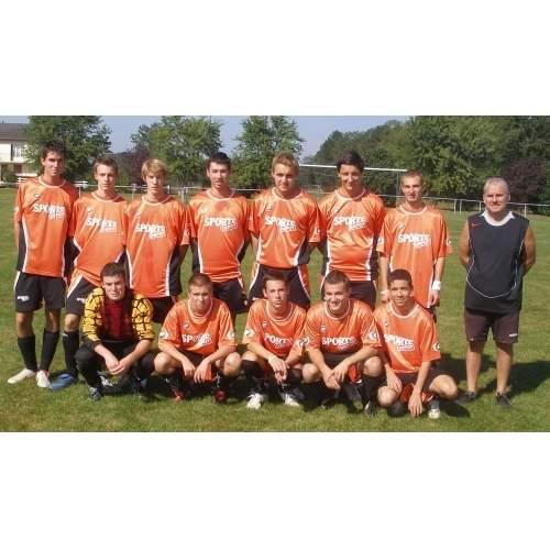 18 ans équipe 2