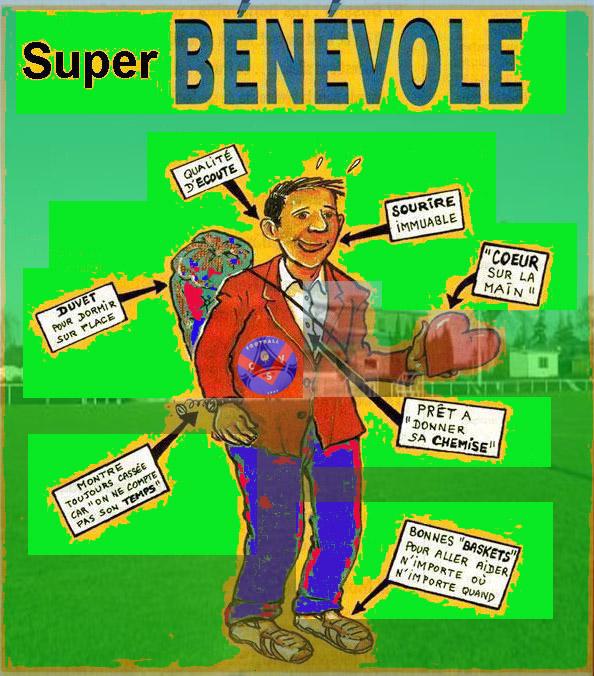DEFINITION du BENEVOLE ... - club Football CS Villedieu - Footeo