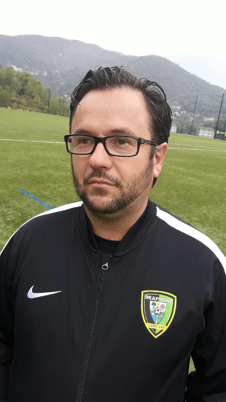 Sébastien Ghigi - Président Drap Football 2016-2017