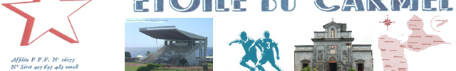 Etoile Du Carmel : site officiel du club de foot de BASSE TERRE - footeo