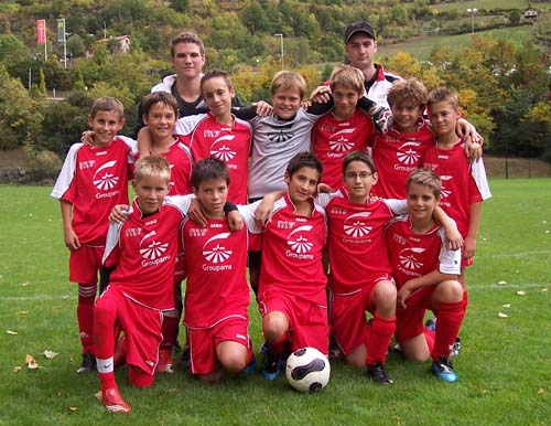 U13 équipe 1 (nés en 1997-98)