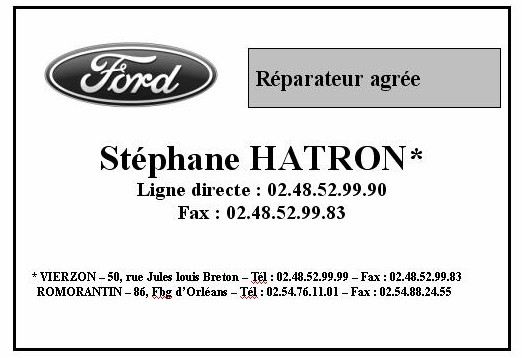 Ford Hatron