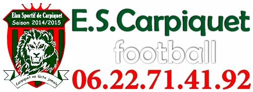 Telephone pour entrer en contact avec l'E.S.Carpiquet!