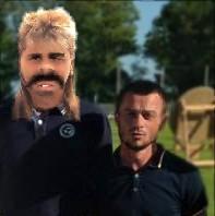 Lennart et Sam.
