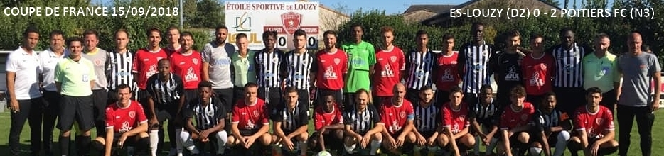 ETOILE SPORTIVE DE LOUZY : site officiel du club de foot de LOUZY - footeo