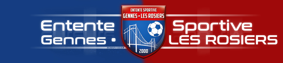 Entente Sportive Gennes les Rosiers : site officiel du club de foot de Gennes - footeo