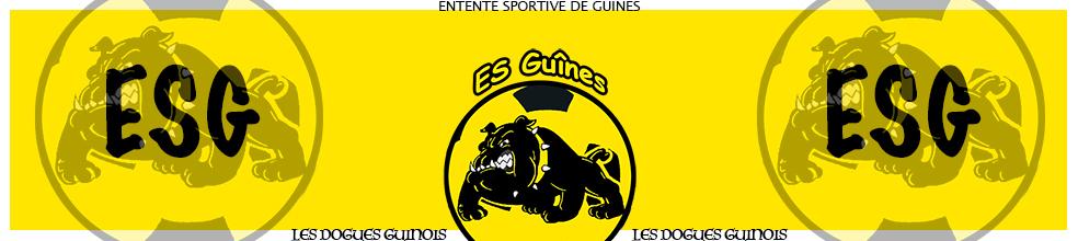 ES GUINES : site officiel du club de foot de GUINES - footeo