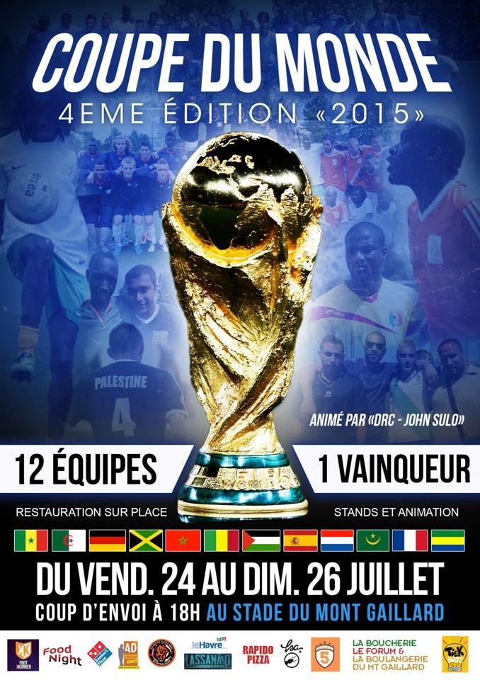 Coupe du Monde 2015 - K D