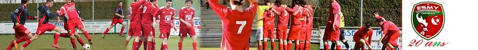ENTENTE ST MAURICE YSSINGEAUX : site officiel du club de foot de YSSINGEAUX - footeo
