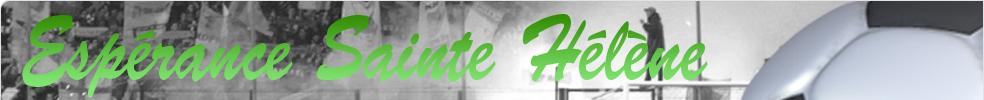Espérance Sainte Hélène : site officiel du club de foot de STE HELENE - footeo