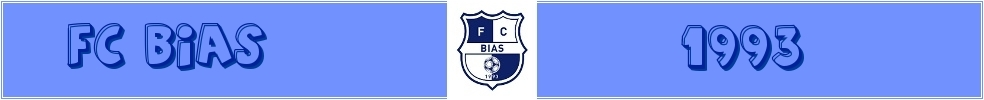 FC BIAS : site officiel du club de foot de BIAS - footeo