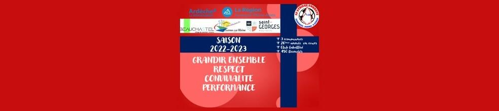 FC EYRIEUX EMBROYE : site officiel du club de foot de FC Eyrieux Embroye - footeo