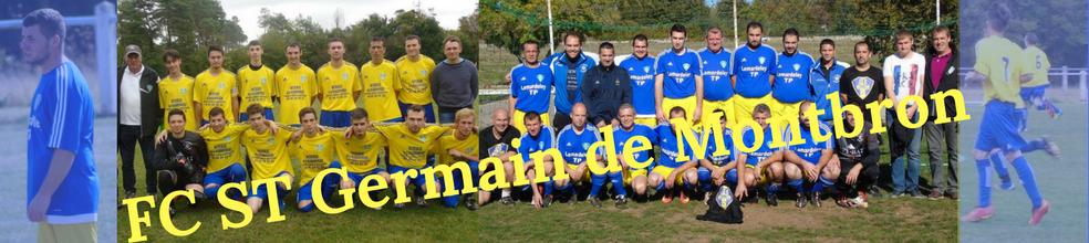Football Club de Saint-Germain de Montbron : site officiel du club de foot de ST GERMAIN DE MONTBRON - footeo