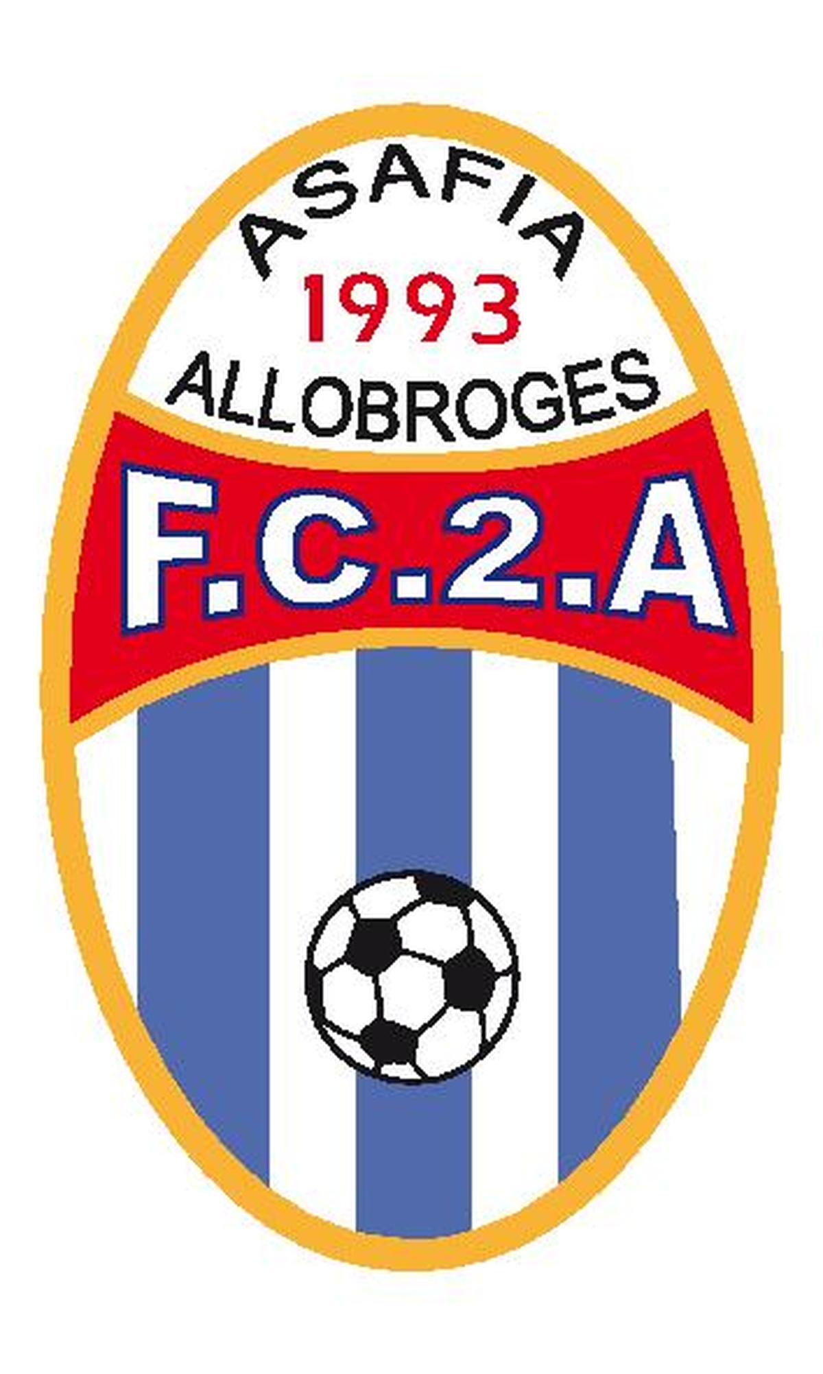 logo du club Football Club Allobroges Asafia