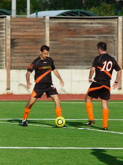 Maillot FC ASCCO