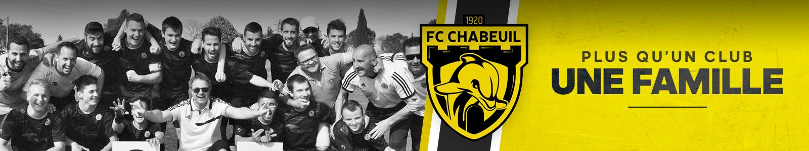 Football Club Chabeuil : site officiel du club de foot de CHABEUIL - footeo
