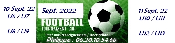 Tournois du FC chusclan-laudun-l'Ardoise : site officiel du tournoi de foot de LAUDUN - footeo