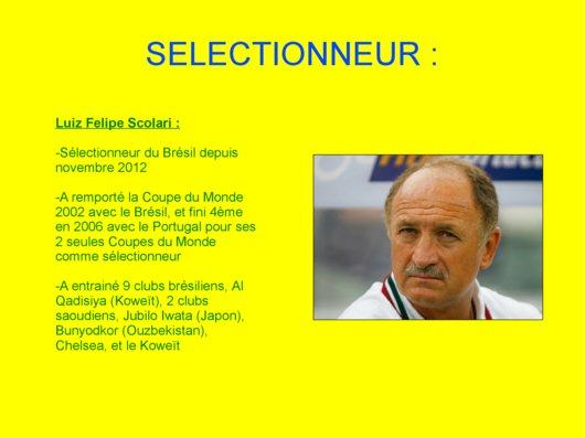 Actualit en route pour le br sil n 8 br sil club - Bresil coupe du monde 2002 ...