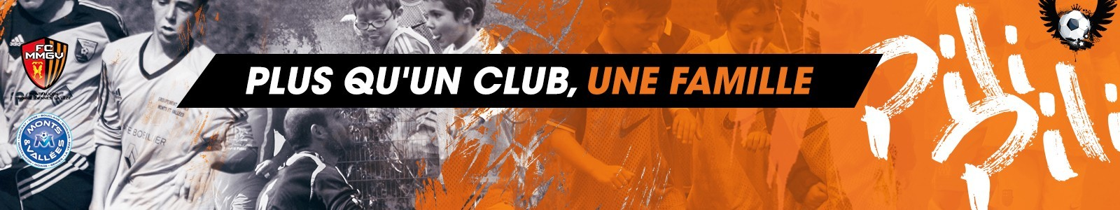 Site Internet officiel du club de football Football Club Montfaucon Morre Gennes La Vèze