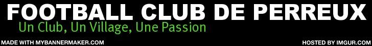 FC PERREUX : site officiel du club de foot de ROANNE - footeo