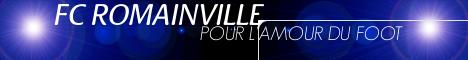 Site Internet officiel du club de football F.C.ROMAINVILLE