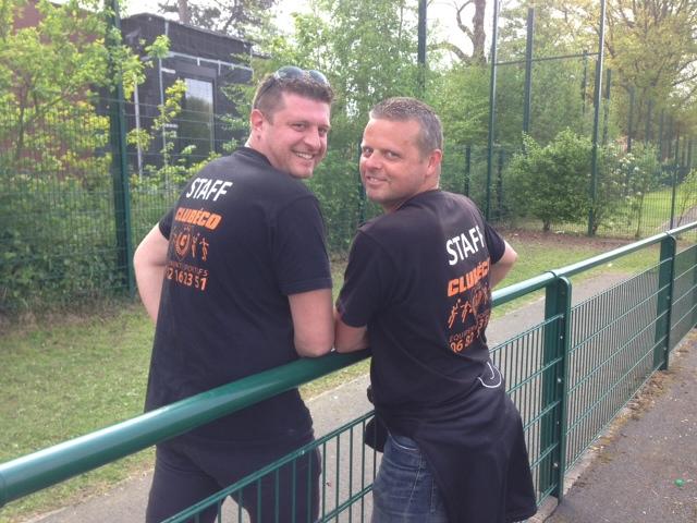 Franck et Thierry