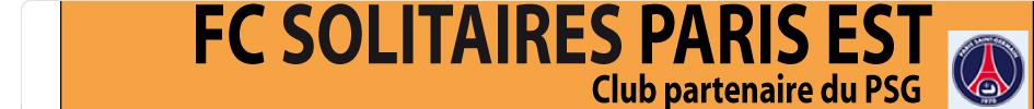 FC SOLITAIRES 19 PARIS EST : site officiel du club de foot de PARIS 19EME ARRONDISSEMENT - footeo