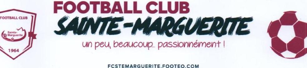 Football Club de Sainte-Marguerite : site officiel du club de foot de  - footeo