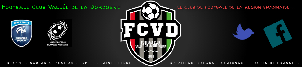 FOOTBALL CLUB VALLEE DE LA DORDOGNE : site officiel du club de foot de ESPIET - footeo