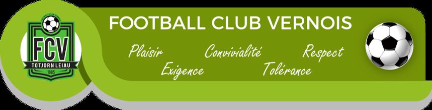 Football Club Vernois : site officiel du club de foot de VERGT - footeo
