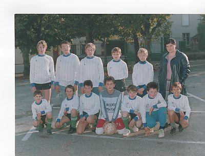 équipe jeunes