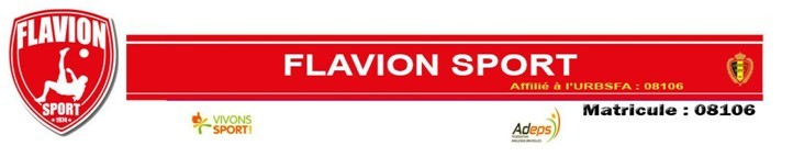 Flavion Sport : site officiel du club de foot de Flavion - footeo