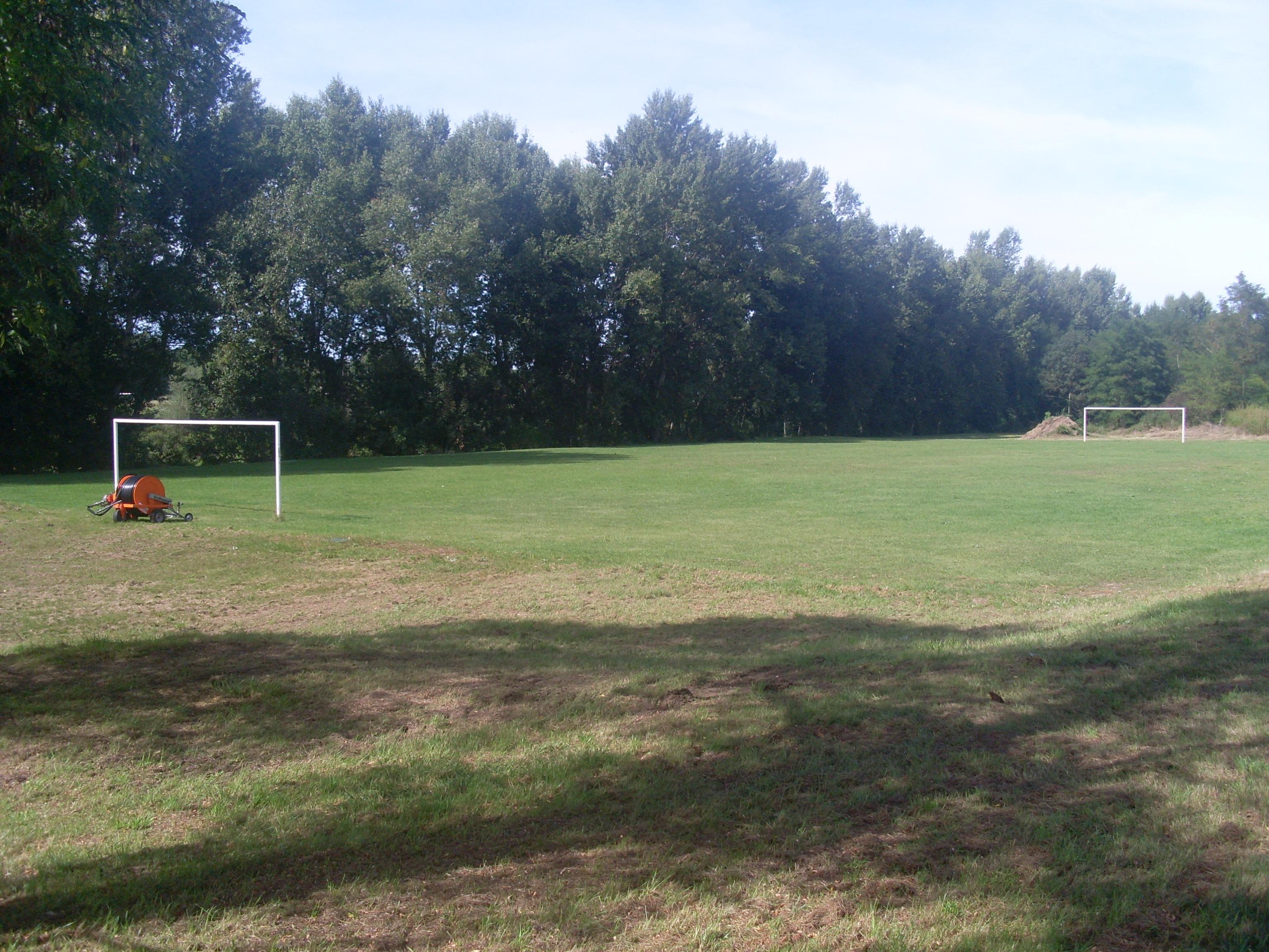 Stade d'entrainement