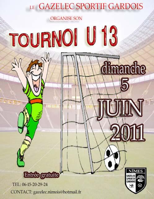 TOURNOI U13