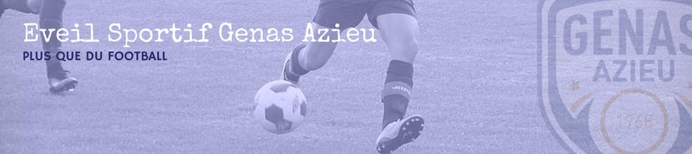 Eveil Sportif Genas Azieu Football : site officiel du club de foot de GENAS - footeo