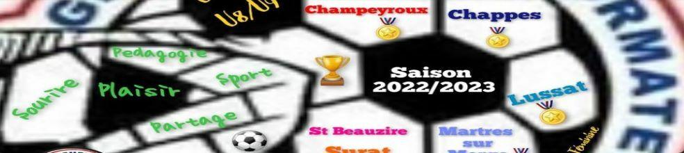 Groupement Formateur Limagne : site officiel du club de foot de ENNEZAT - footeo