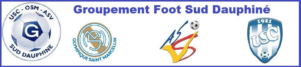 GROUPEMENT FOOT sud dauphiné : site officiel du club de foot de CHATTE - footeo