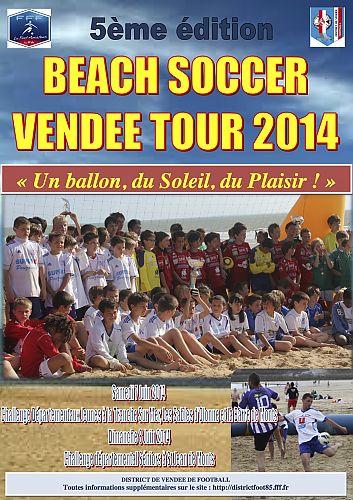 Projet Beach Soccer - Information clubs