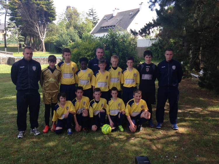 U13 A du G.J. Pays de Josselin - saison de football 2013-2014