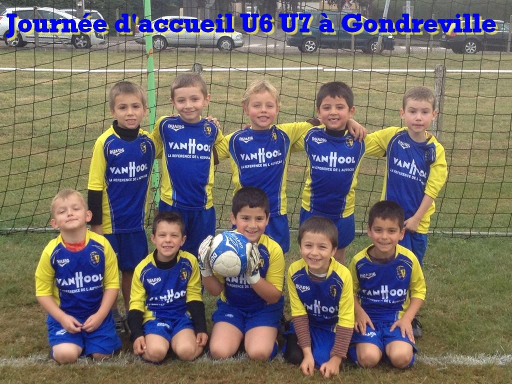U6 U7