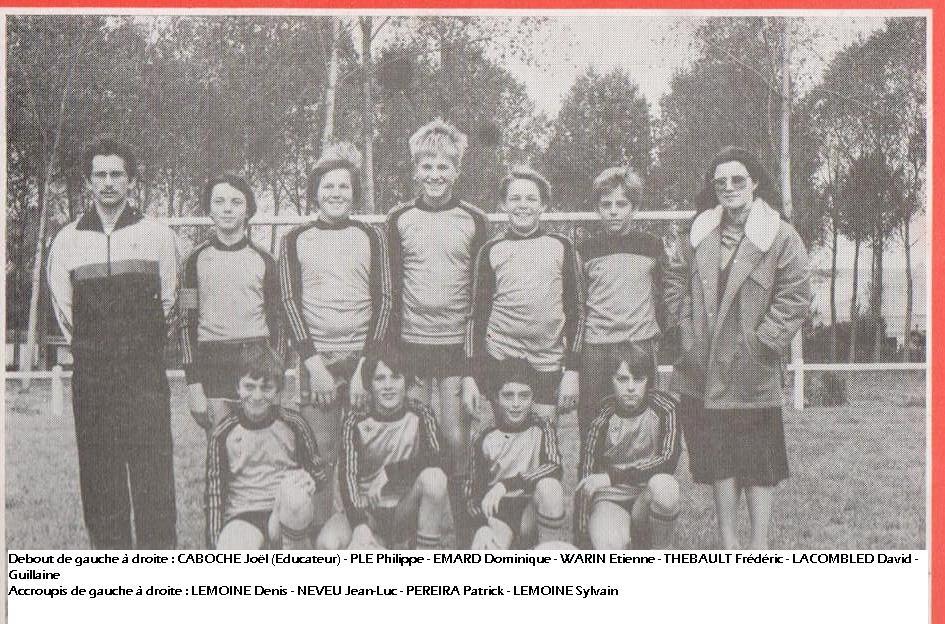 Minimes 1981/1982