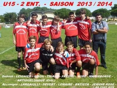U15-2-FC Born entente