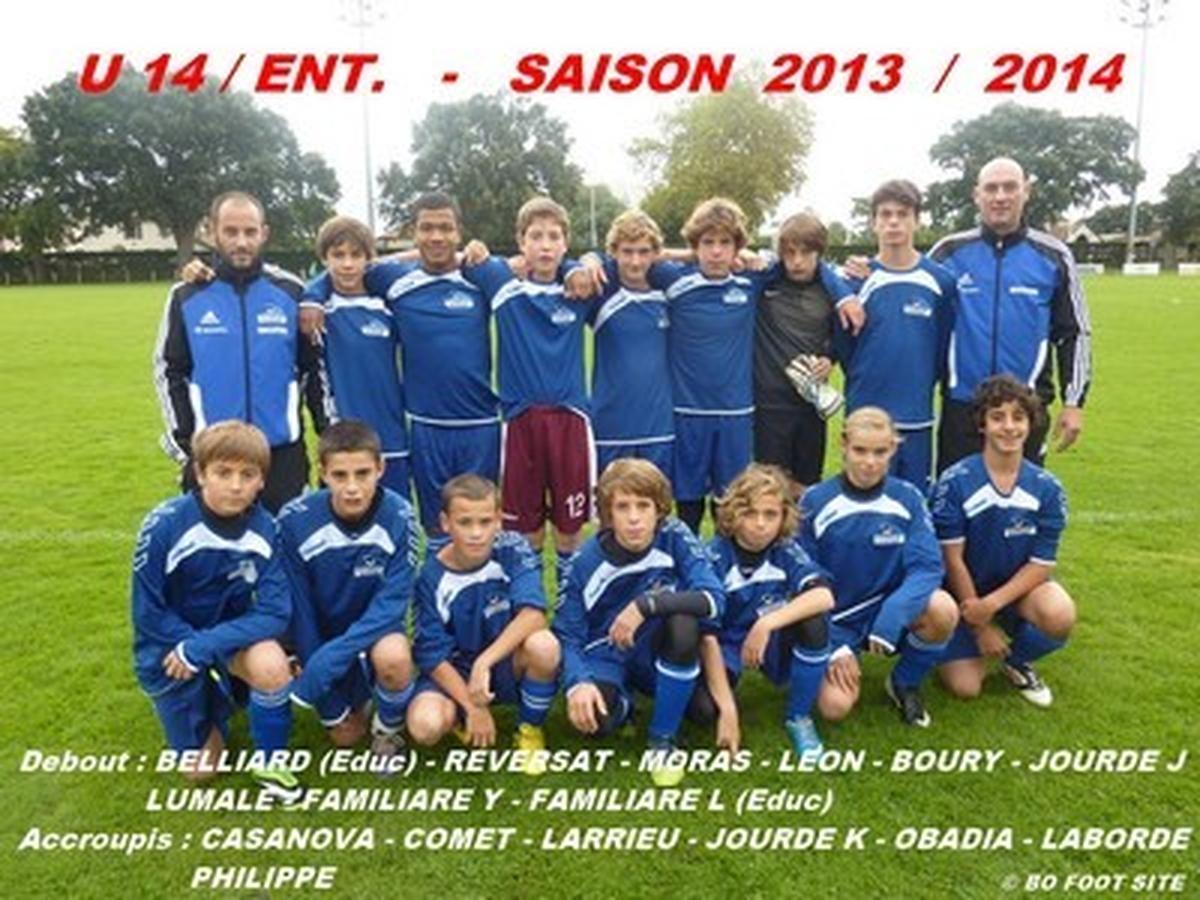 U14-Biscarrosse entente
