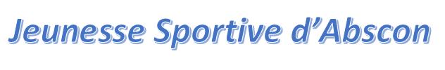 JS Abscon : site officiel du club de foot de ABSCON - footeo