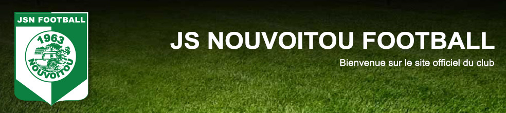 JS Nouvoitou Football : site officiel du club de foot de Nouvoitou - footeo